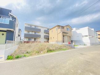 千葉市中央区弁天 土地 千葉駅 富裕層の多いエリアで快適生活!