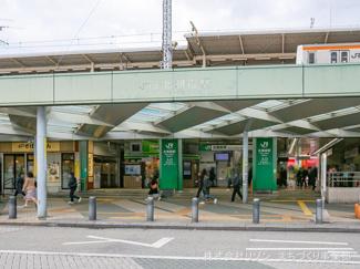 武蔵野線「北朝霞」駅 距離1840m