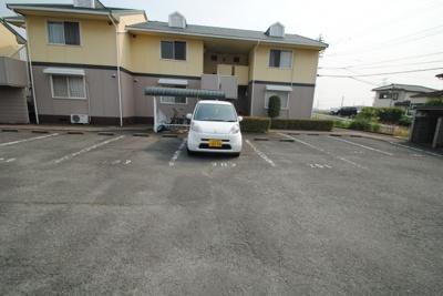 【駐車場】セジュール津福