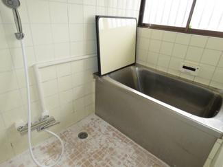 【浴室】【中古戸建】笠幡ガレージ付戸建
