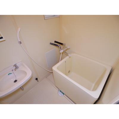 【浴室】クローバーハウス