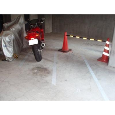 【内装】エバーグレース西府駐車場