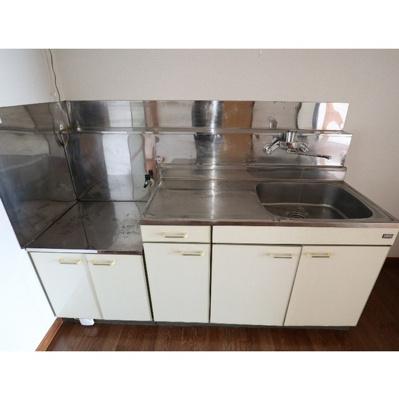 【キッチン】小山ハイツ