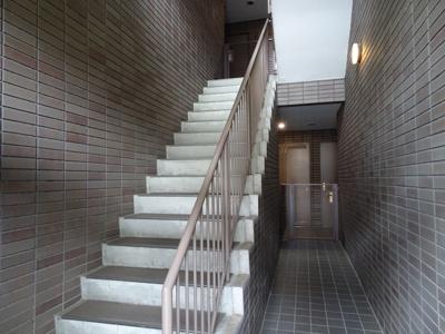 【その他共用部分】藤和横浜下永谷ホームズC棟