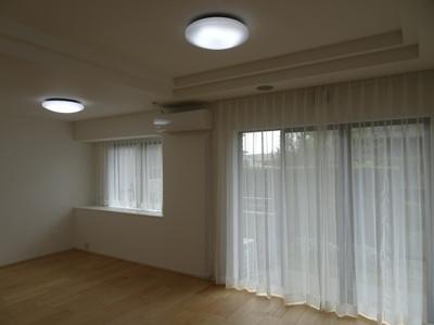 【居間・リビング】藤和横浜下永谷ホームズC棟