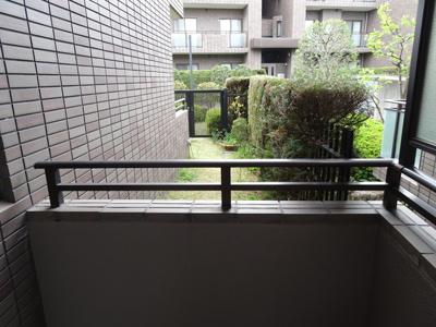 【バルコニー】藤和横浜下永谷ホームズC棟