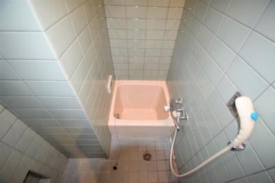 【浴室】白鳥1丁目貸家