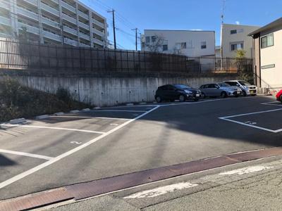 【外観】稲6丁目月極駐車場