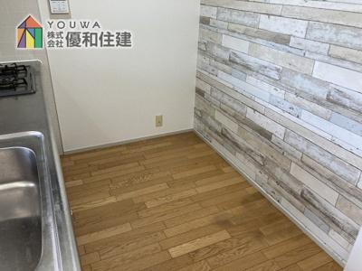 【キッチン】サンヴェール明石