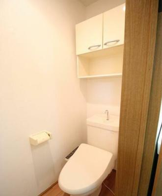【トイレ】風水カーサ