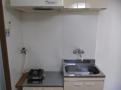 【キッチン】グリーンマンション千本