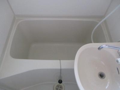 【浴室】グリーンマンション千本
