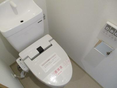 【トイレ】FメゾンWEST