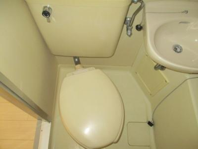 【トイレ】マジョール3