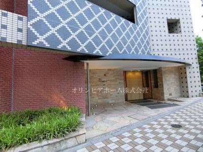【外観】クレアトール亀戸 8階 角 部屋 2003年築 リ ノベーション済