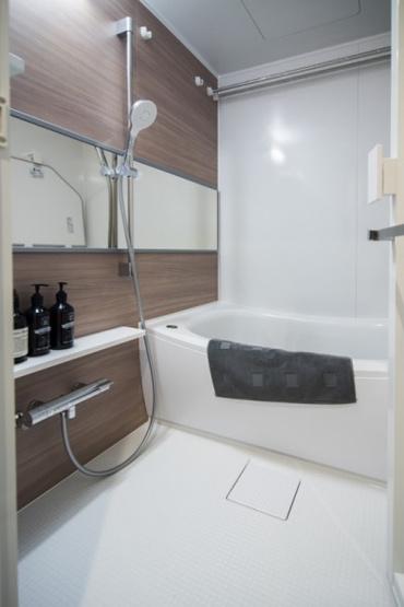 【浴室】松栄戸越マンション