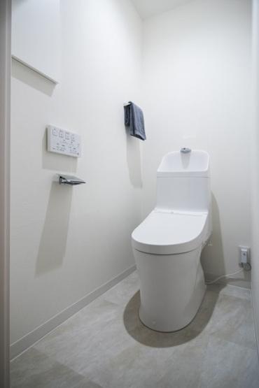【トイレ】松栄戸越マンション