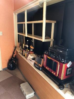 【キッチン】サンアイビル1階左