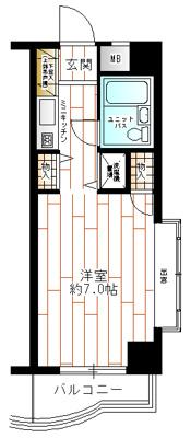 【設備】横浜阪東橋ガーデンハウス