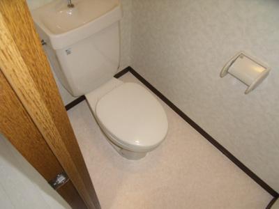 【トイレ】ラ・プランタン