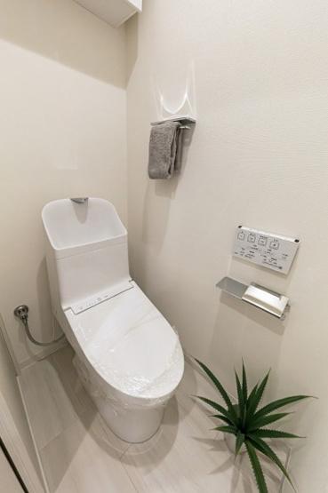 【トイレ】大井町ハイツ