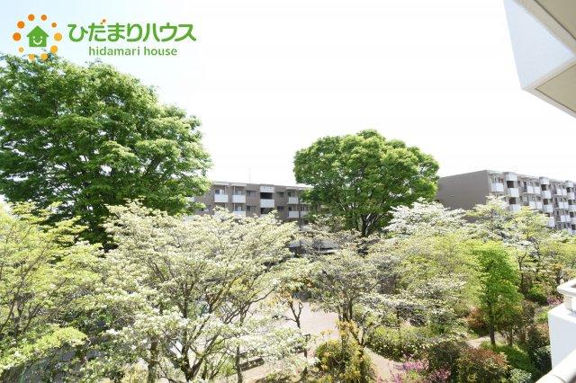 【収納】蓮田市東5丁目 中古マンション 蓮田駅前住宅4号棟