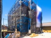 白岡市篠津 第6 新築一戸建て 02 クレイドルガーデンの画像