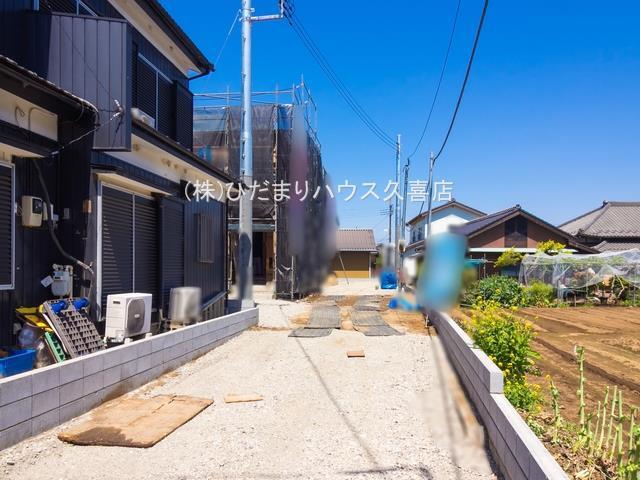 【その他】白岡市篠津 第6 新築一戸建て 02 クレイドルガーデン