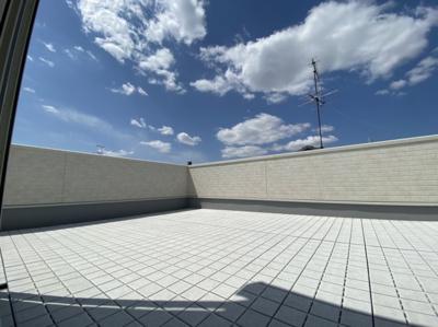 【バルコニー】旭区新森2丁目
