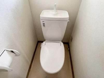 【トイレ】富任町T貸家