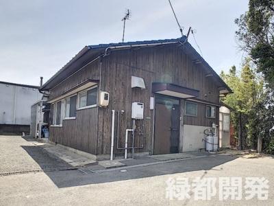 【外観】富任町T貸家