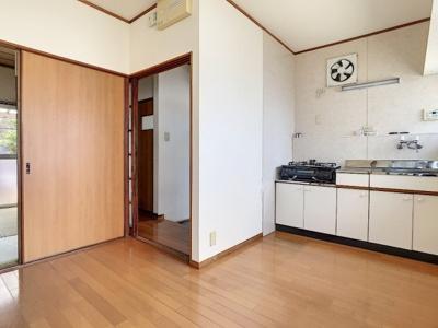 【キッチン】富任町T貸家