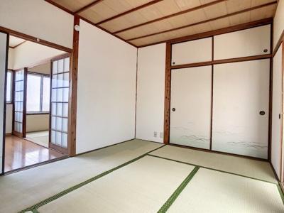 【和室】富任町T貸家
