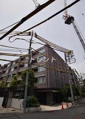 【地図】インプレスト早稲田壱番館