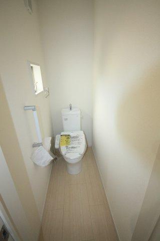 【トイレ】堺市西区浜寺石津町東 新築一戸建住宅