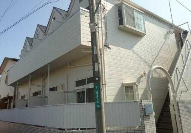 【外観】コーポ・マリーナ町田