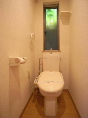 【トイレ】リバティ鷺沼