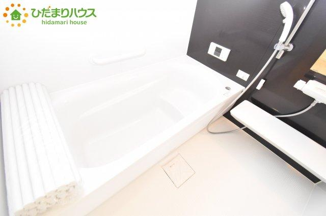 【浴室】鴻巣市松原 第6 新築一戸建て クレイドルガーデン 01