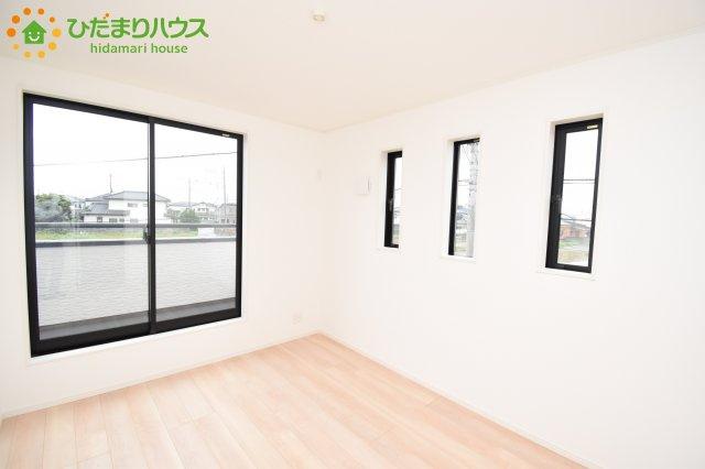 【寝室】鴻巣市松原 第6 新築一戸建て クレイドルガーデン 01