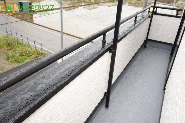 【バルコニー】鴻巣市松原 第6 新築一戸建て クレイドルガーデン 01