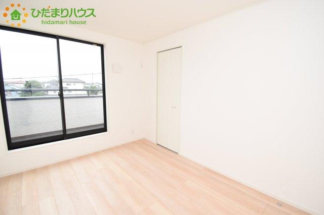【洋室】鴻巣市松原 第6 新築一戸建て クレイドルガーデン 01