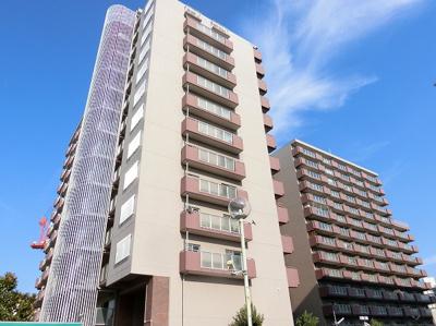 【現地写真】  総戸数265戸の大規模マンションです♪