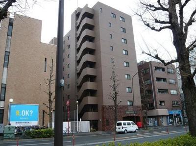 9階建てのマンションです☆バルコニー付です★