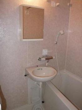 模様がおしゃれ バスルーム(同一仕様写真)