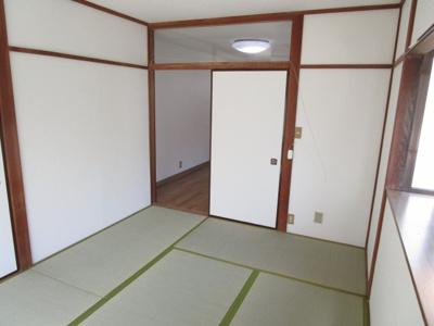 【居間・リビング】コーポコジマ