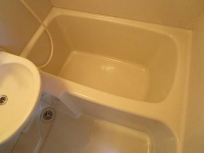 【浴室】コーポコジマ