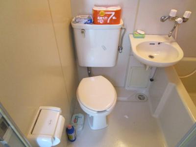 【トイレ】コーポコジマ