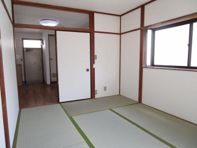 【寝室】コーポコジマ