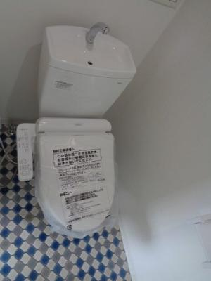 温水洗浄便座