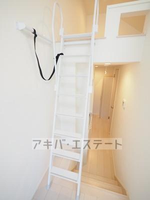 【設備】ハーモニーテラス柴又Ⅳ
